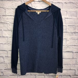 NWT! Style & Co Timels Nvy Sweater